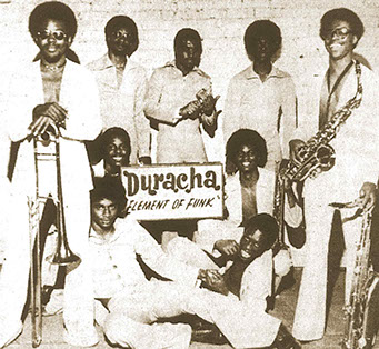 Other Durham Soul Funk And RB Artists From The 1960s 70s 80s